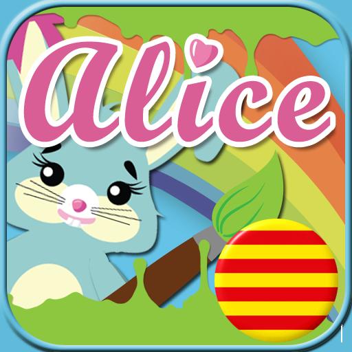 Alice sota l aigua