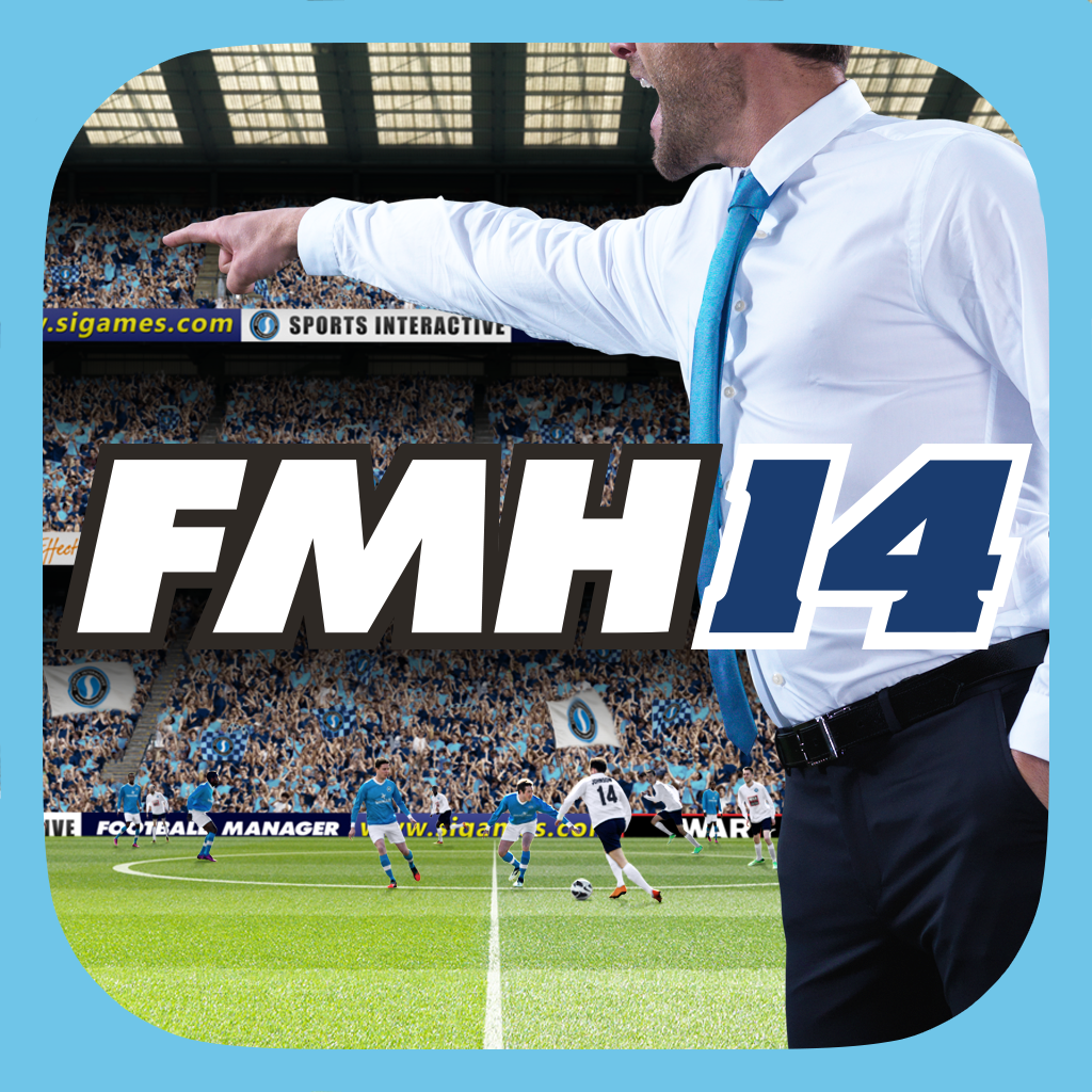 Football Manager Handheld™ 2014 (AppStore Link)